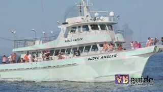 Head boat fishing hampton va for Deep sea fishing va beach