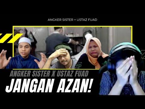 """Download Angker Sister x Ustaz Fuad: Bile """"Jumpa"""" Elakkan Azan, Pasang Rukyah Dalam Kereta"""