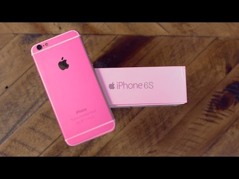 iPhone 6S Clone Unboxing! (Rose Gold)