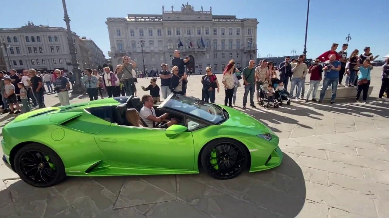 Lamborghini Racing Italian Garage Sign