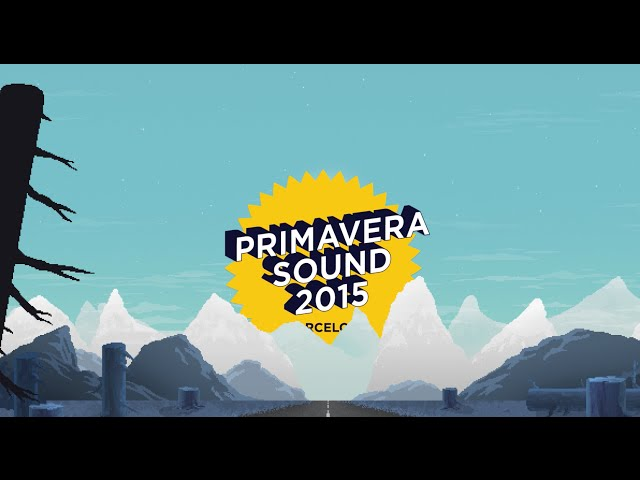 Primavera Sound 2015 Line-up