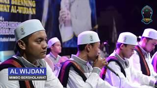 KOMPILASI LAGU TERBARU..!!! Jami'yah Sholawat AL WIJDAN | Mimbo Bersholawat