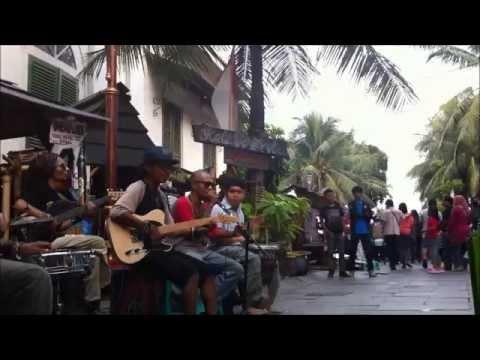 Jakarta Street Musician #1 - Jakarta Old Town