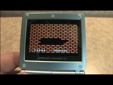 Classic Game Room HD - GAME BOY ADVANCE SP review