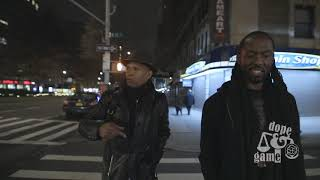 "Moving through Manhattan with the Original ""Pistol Pete"" Rollock - father of SMM Pistol Pete"