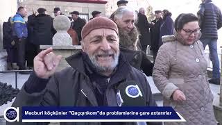 """""""Biz Məhəmmədidə olan evləri istəyirik, Qobudakı evləri istəmirik"""""""