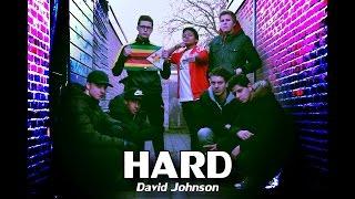 David Johnson - HARD (Official Music Video)