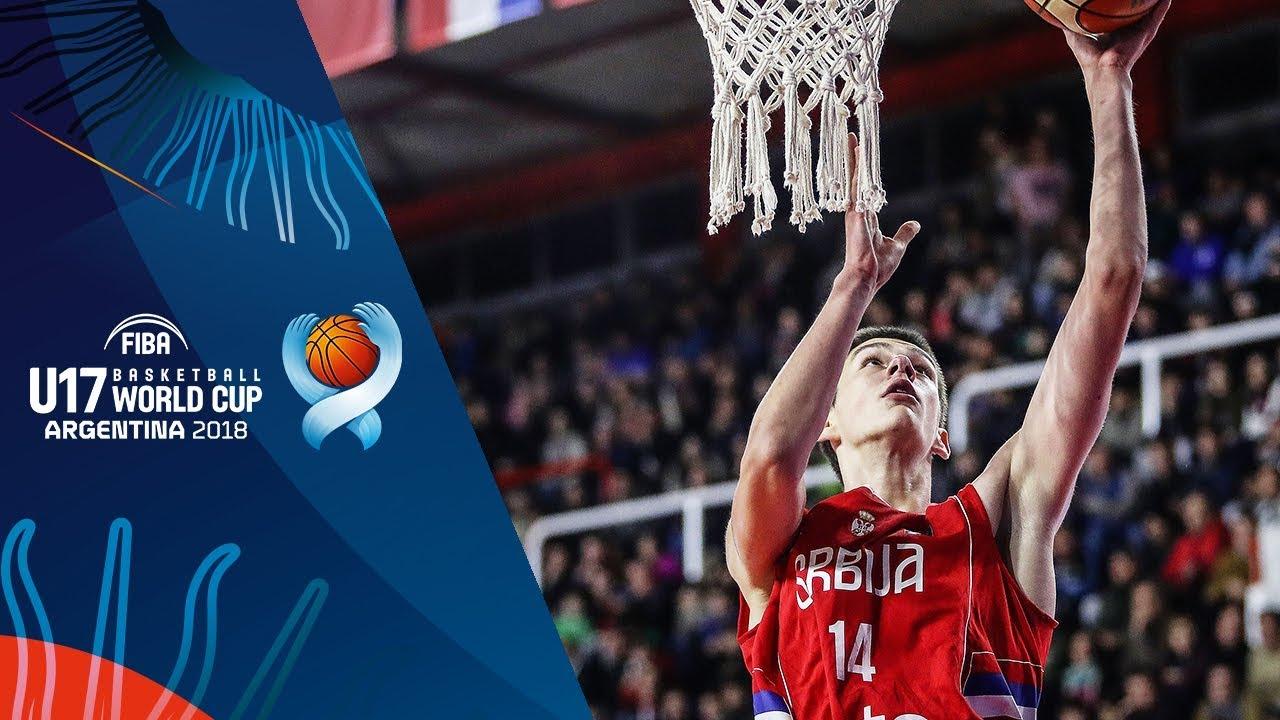 Argentina v Serbia - Full Game - Class 9-12