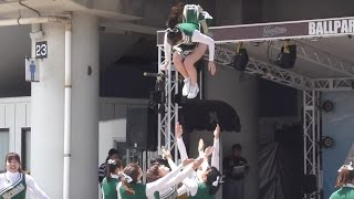 2016 TOKYO UNIVERSITY OF AGRICULTURE Cheerleadeing