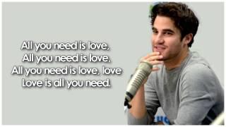 Скачать Glee All You Need Is Love Lyrics