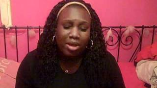 Sumaya.B Singing bust your windows by jasmine Sulivan