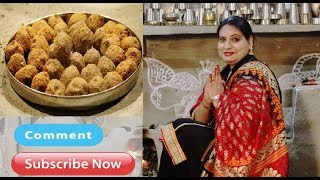 BESAN DE LADDOO | COOK WITH KAUR