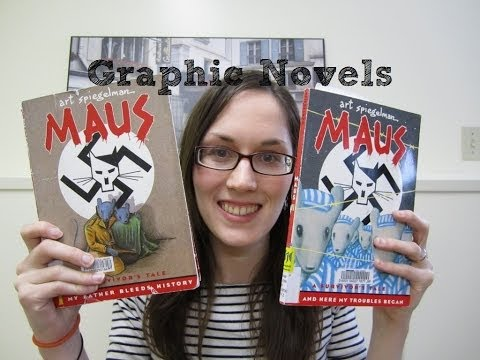 Maus | Holocaust Survivor Graphic Memoir