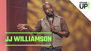 JJ Williamson Appreciates The Giggles | Just For Laughs
