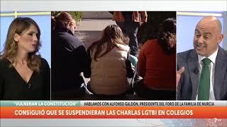 entrevista 7TV alfonso galdon