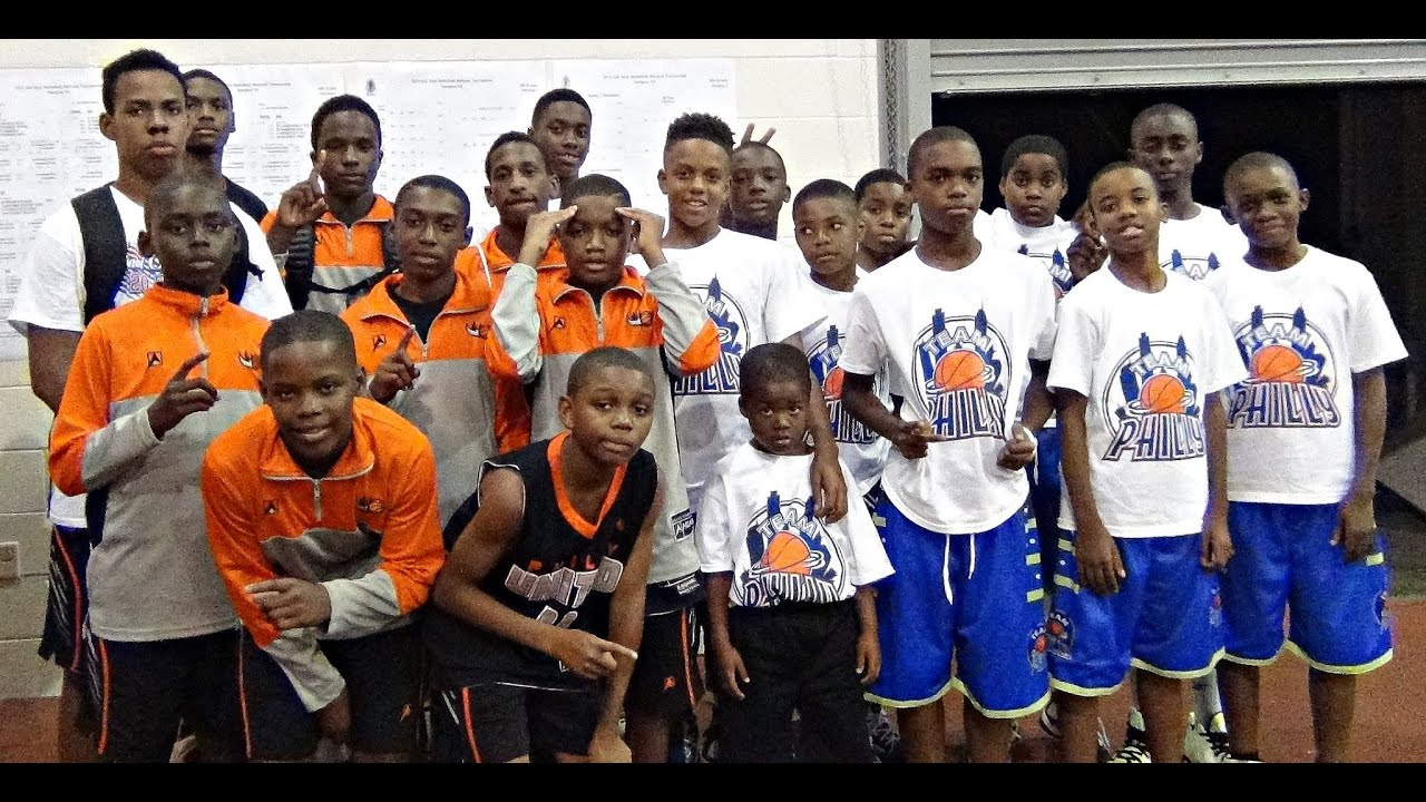 Team Philly and Philadelphia United Last Game AAU ...