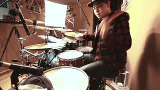 Nobody - Tye Tribbett (Drum Cover) by Note Weerachat