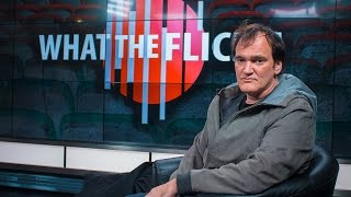 Quentin Tarantino Interview | The Hateful Eight, Television, And Police Brutality