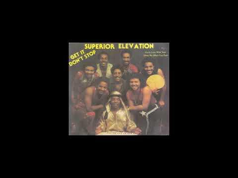 Superior Elevation - Don't Let Go Babe