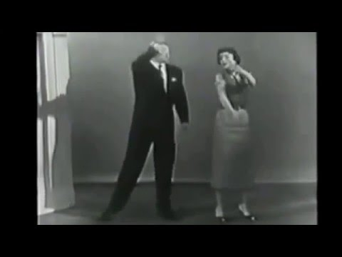 Sid Caesar and  Nanette Fabray Argument to Beethovens Fifth Symphony