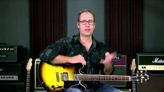Blues Soloing: Using The House Pattern For Major And Minor Blues Scales