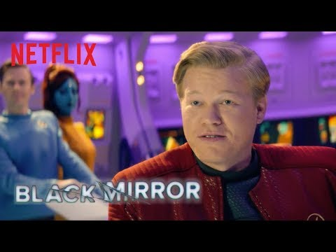 Download Youtube: Black Mirror - U.S.S. Callister | Official Trailer [HD] | Netflix