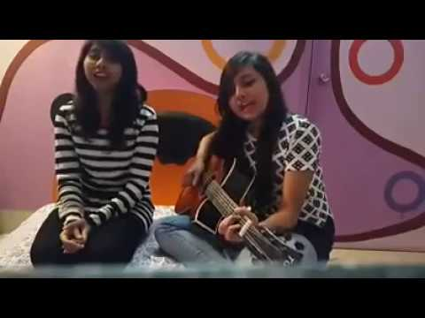 Tumi Chaile Brishti Cover Song   Bangladeshi girls cover with guitar _ pavel Official