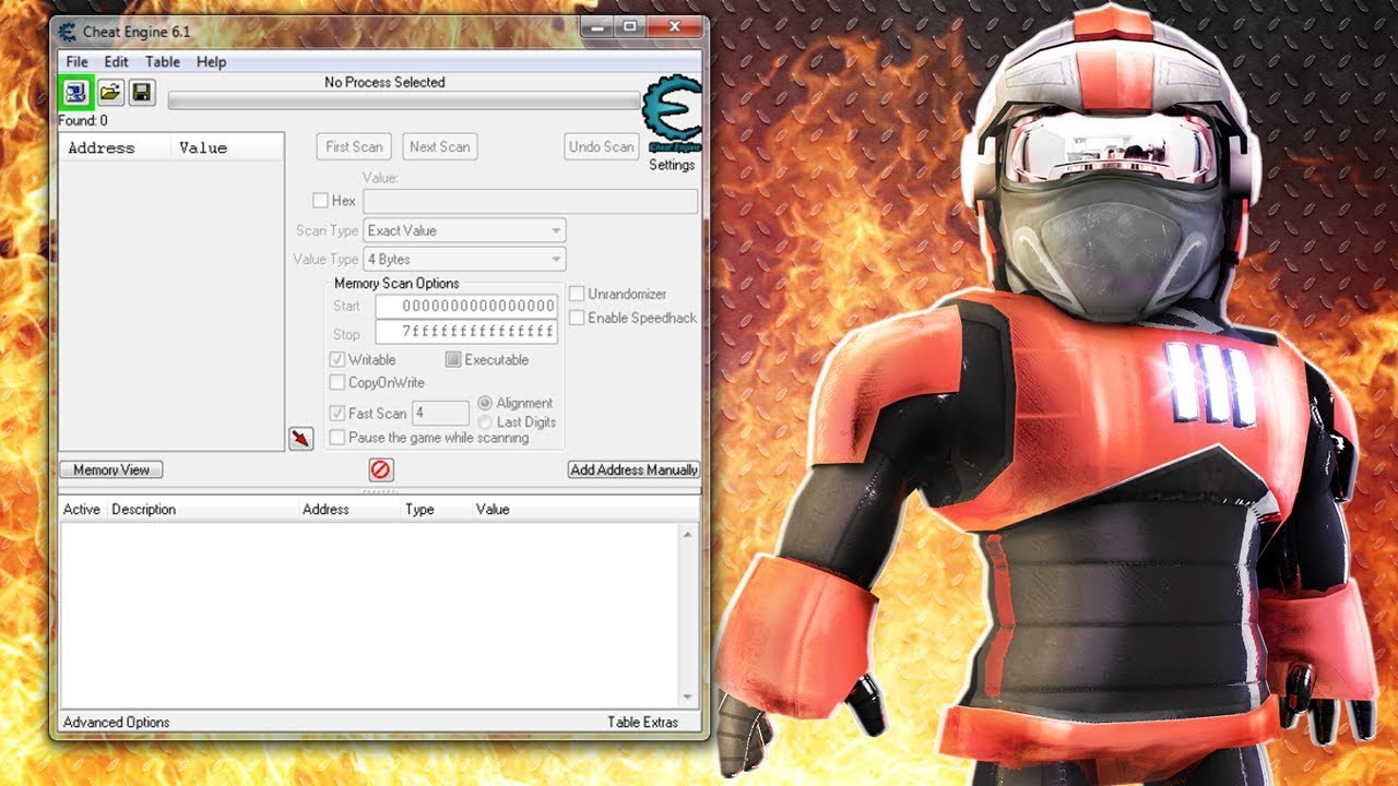 Cheat Engine No Download For Roblox