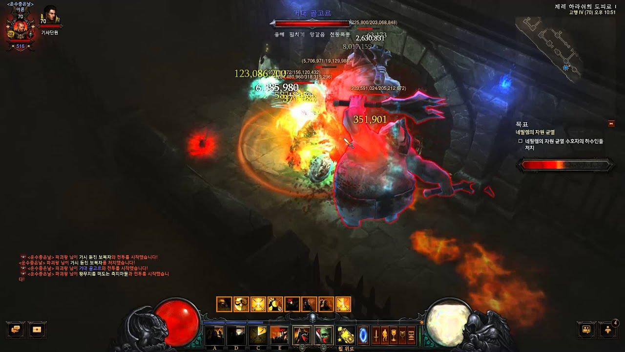 Diablo  Thorns Build Season