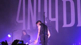 Andy Black - They Dont Need To Understand - (HD) Live at The O2 Ritz Manchester 16/05/16