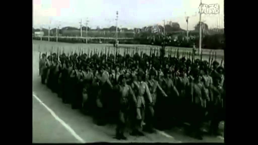 Download PLA Review, Oct. 1 1949: China's First Marching Band Music