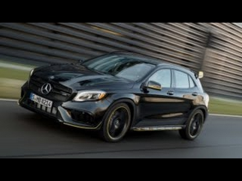 Mercedes-Benz GLA 2017 facelift - New GLA SUV Basic price 29