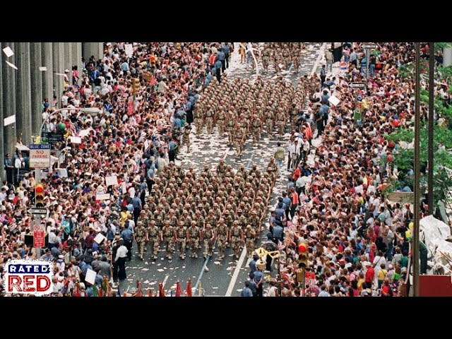 Do You Think It's Time for the U.S. to Bring Back Military Parades?