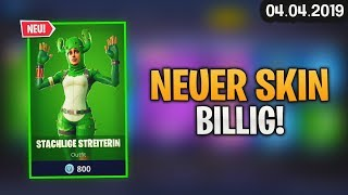 FORTNITE SHOP from 4.4 - 🌵 NEW SKIN! 🛒 Fortnite Daily Item Shop of today (04 April 2019) | Detu