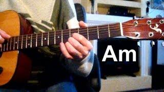 Рідна мати моя - Тональность ( Am ) Песни под гитару