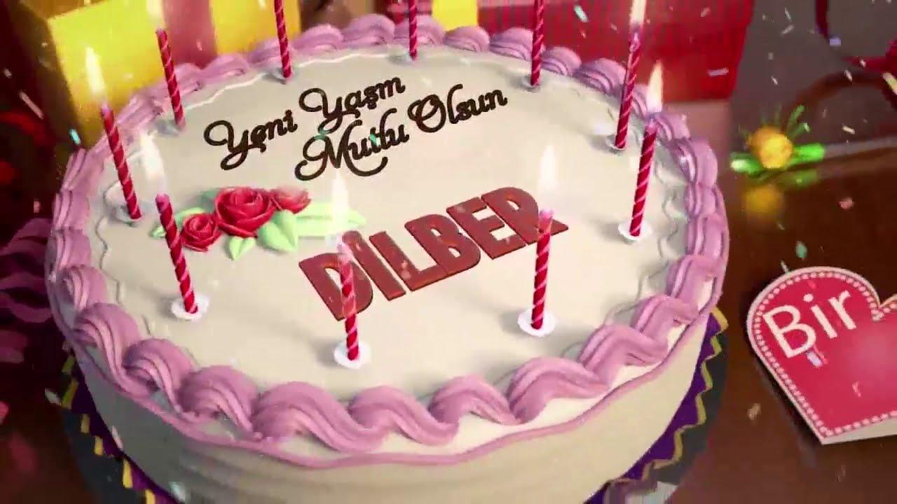 İyi ki doğdun DİLBER - İsme Özel Doğum Günü Şarkısı