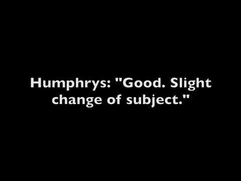 (Leaked Audio) John Humphrys & Jon Sopel talking about Carrie Gracie
