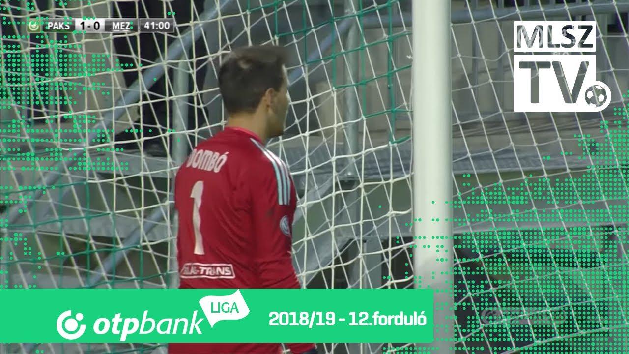 Hahn János Csaba gólja a Paksi FC - Mezőkövesd Zsóry FC mérkőzésen
