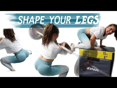 Short And Effective Leg Workout  Shape Your Legs