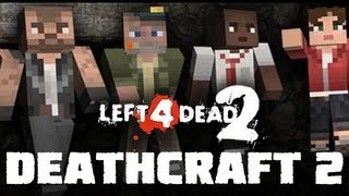 Left 4 Dead 2: Deathcraft II Gameplay [DE] [HD]