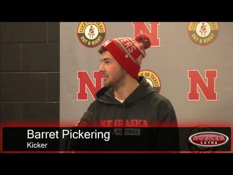 Husker athletics press conference