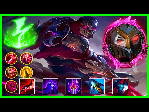 ZED MONTAGE - AIYE CHALLENGER ZED