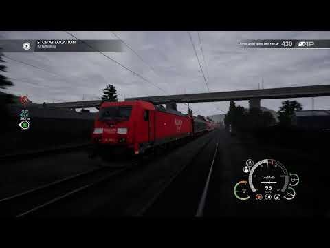 Train Sim World 2020: Main-Spessart Bahn   Dopplestock Delivery Scenario  