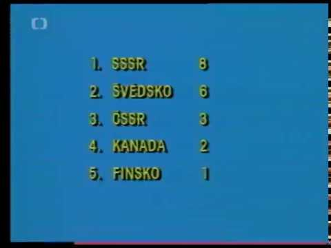 СССР-ЧССР (21.12.1988) Приз Известий