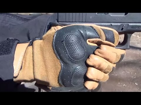 5.11 Hard Time glove Review