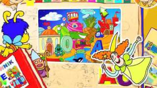 Bolek i Lolek - alfabet i nauka czytania
