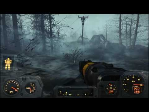 Let's Play. Fallout 4: Far Harbor. Episode 5  - Scatterbrained.