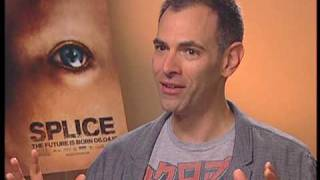 SPLICE Interview With Director Vincenzo Natali