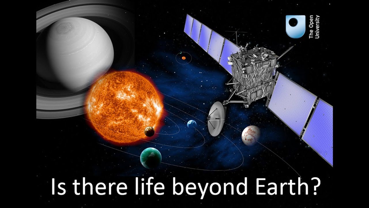 Is there life beyond Earth? World Space Week at the OU ...