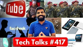 Tech Talks #417 - U19 WC, Alexa Printer, Vivo X30, Indian Army AI, Jio Data Speed, Facebook Patent